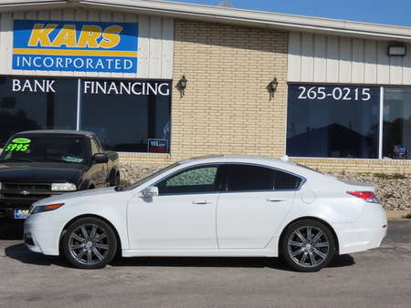 2012 Acura TL Tech Auto 2WD for Sale  - C26721D  - Kars Incorporated - DSM