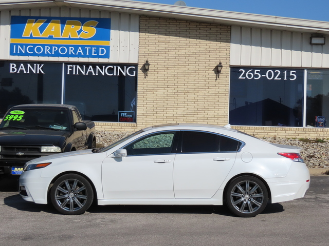 2012 Acura TL  - Kars Incorporated - DSM