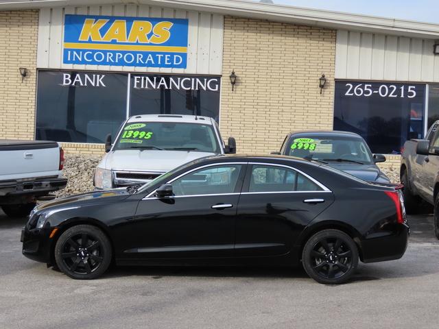 2014 Cadillac ATS  - Kars Incorporated - DSM
