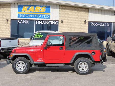 2004 Jeep Wrangler Unlimited for Sale  - 402717D  - Kars Incorporated - DSM