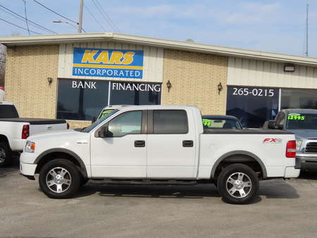 2007 Ford F-150 FX4 4WD SuperCrew for Sale  - 726073D  - Kars Incorporated - DSM