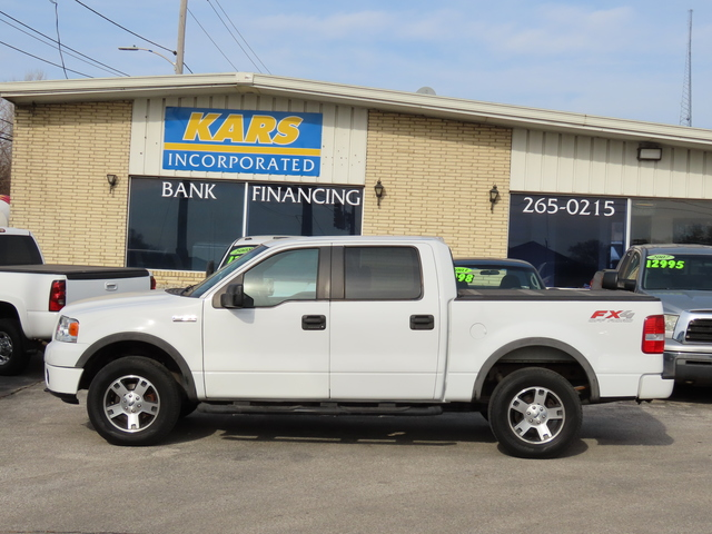 2007 Ford F-150 FX4 4WD SuperCrew  - 726073D  - Kars Incorporated - DSM