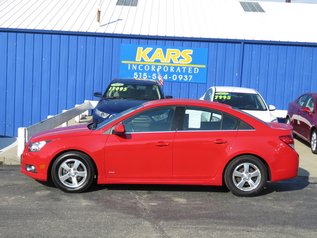 2012 Chevrolet Cruze LT w/1LT  - C17878P  - Kars Incorporated - DSM