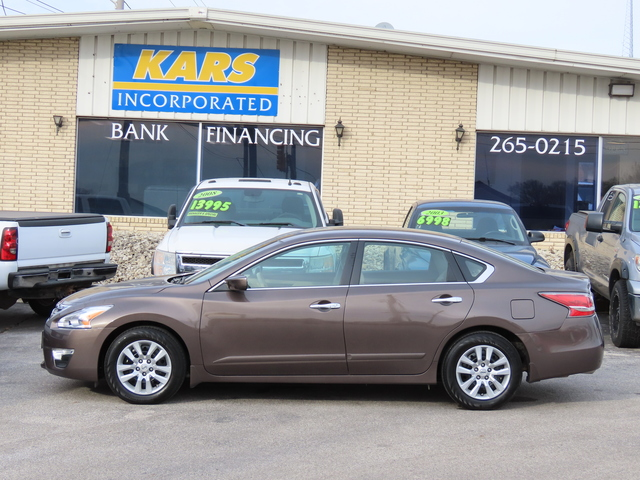 2014 Nissan Altima 2.5 S  - E77740D  - Kars Incorporated - DSM