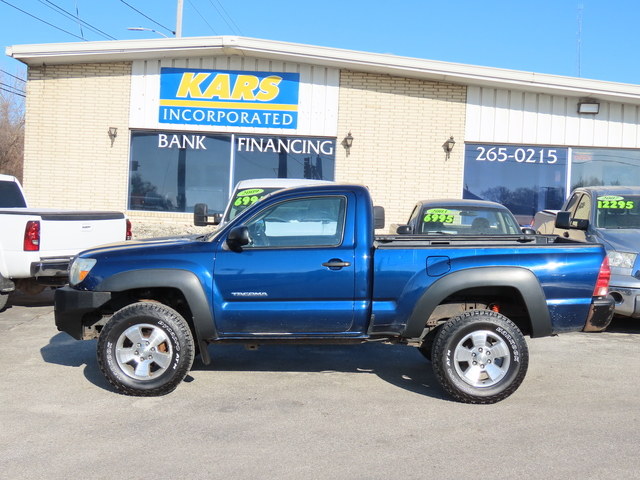 2008 Toyota Tacoma 4WD  - 828145D  - Kars Incorporated - DSM