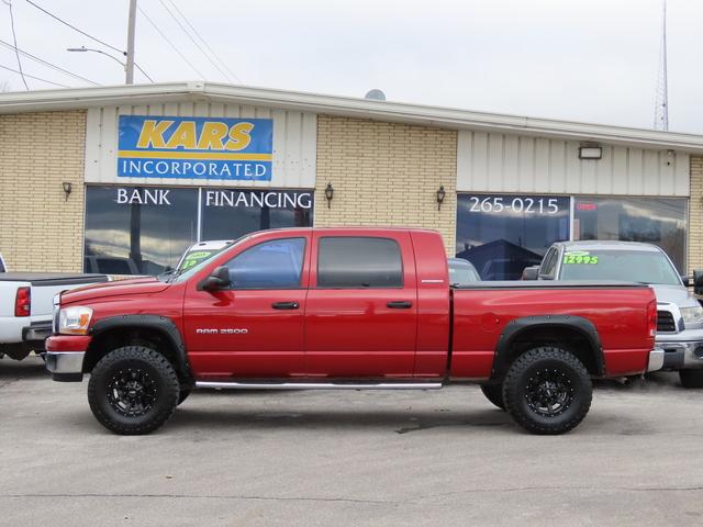 2006 Dodge Ram 2500  - Kars Incorporated - DSM