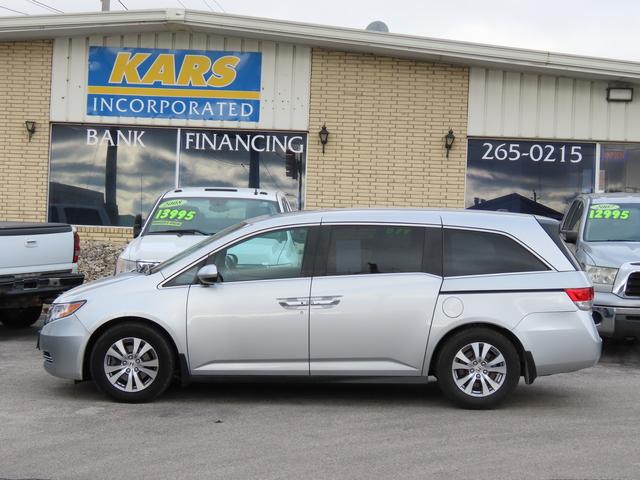2014 Honda Odyssey EX-L  - E87457D  - Kars Incorporated - DSM