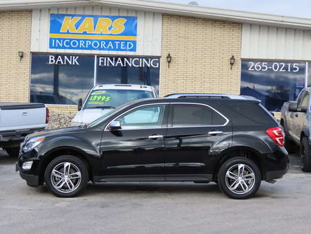 2016 Chevrolet Equinox LTZ for Sale  - G44038D  - Kars Incorporated - DSM