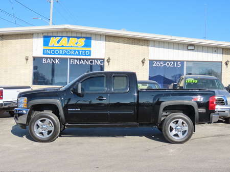 2011 Chevrolet Silverado 2500HD LTZ 4WD Extended Cab for Sale  - B07673D  - Kars Incorporated - DSM