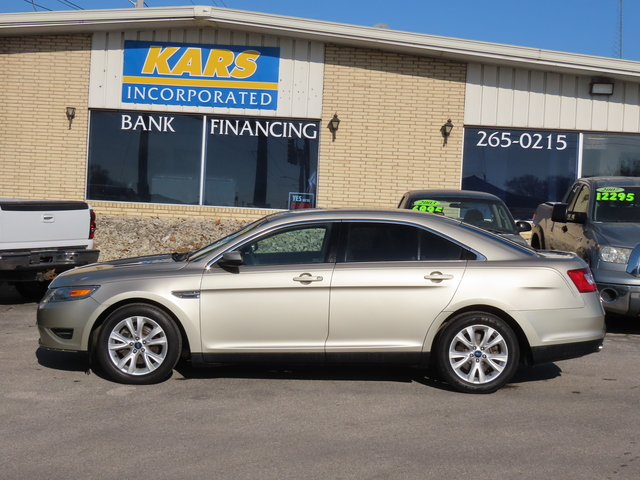 2011 Ford Taurus SEL  - B86988D  - Kars Incorporated - DSM