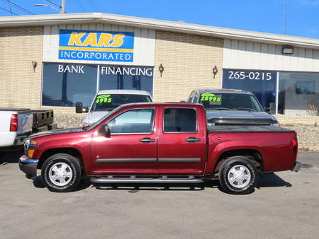 2007 Chevrolet Colorado LT w/2LT 2WD Crew Cab for Sale  - 705694  - Kars Incorporated - DSM