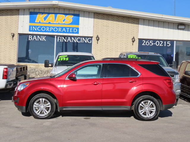 2014 Chevrolet Equinox LT AWD  - E80046  - Kars Incorporated - DSM