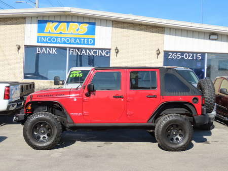 2008 Jeep Wrangler Unlimited Rubicon 4WD for Sale  - 878032  - Kars Incorporated - DSM