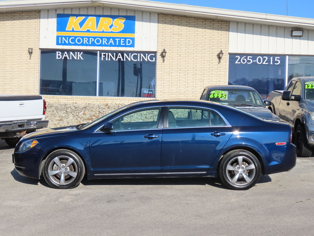 2011 Chevrolet Malibu LT w/1LT  - B23991  - Kars Incorporated - DSM