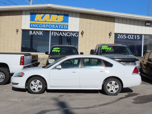 2011 Chevrolet Impala LS  - B18708  - Kars Incorporated - DSM