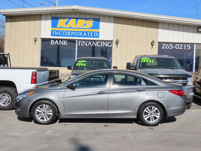 2013 Hyundai Sonata  - Kars Incorporated - DSM