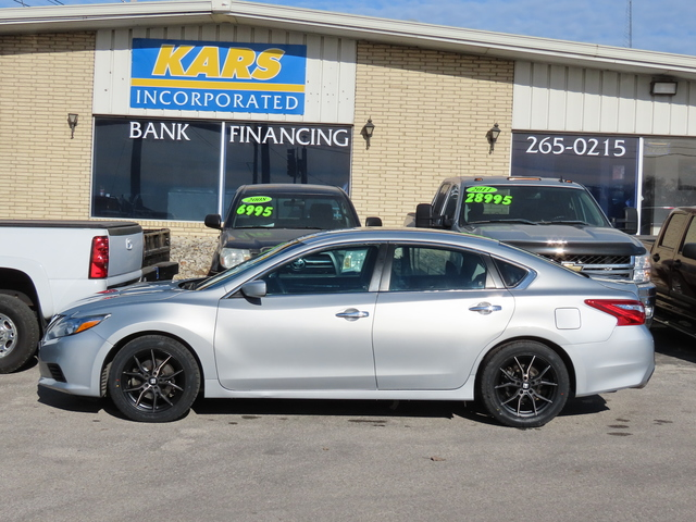 2016 Nissan Altima 2.5  - G47478D  - Kars Incorporated - DSM