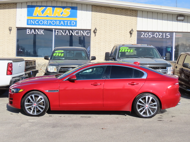 2017 Jaguar XE  - Kars Incorporated - DSM