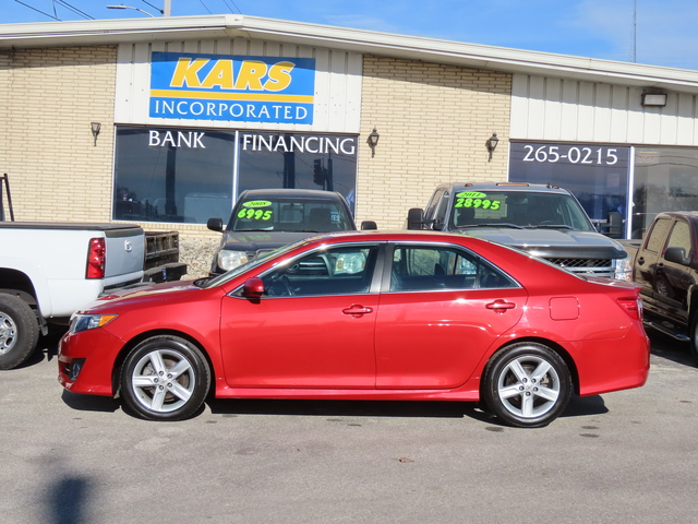 2012 Toyota Camry SE  - C05795  - Kars Incorporated - DSM