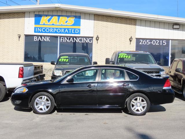 2011 Chevrolet Impala LT  - B17031  - Kars Incorporated - DSM