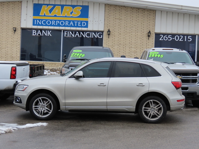 2013 Audi Q5 Premium Plus  - D96206  - Kars Incorporated - DSM