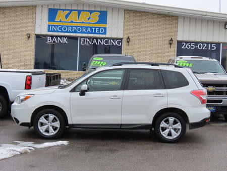 2016 Subaru Forester 2.5i Premium for Sale  - G43561D  - Kars Incorporated - DSM