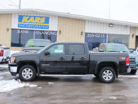 2012 GMC Sierra 1500 SLE 4WD Crew Cab for Sale  - C11775D  - Kars Incorporated - DSM