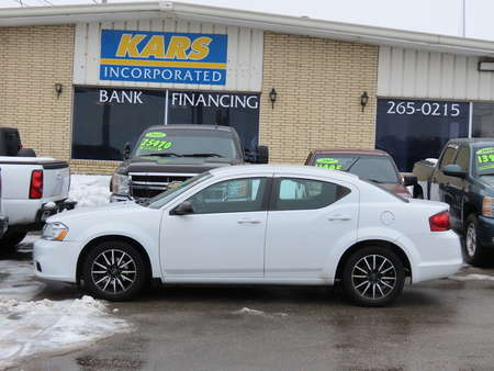 2013 Dodge Avenger SE V6 for Sale  - D53218D  - Kars Incorporated - DSM