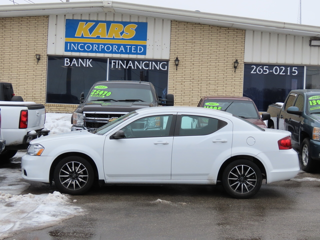 2013 Dodge Avenger SE V6  - D53218D  - Kars Incorporated - DSM
