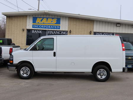 2015 Chevrolet Express Cargo Van for Sale  - F39695D  - Kars Incorporated - DSM