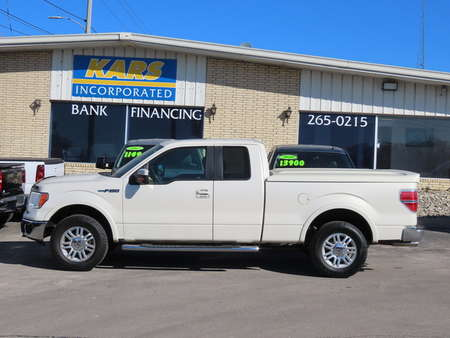 2009 Ford F-150 Lariat 4WD SuperCab for Sale  - 916545D  - Kars Incorporated - DSM