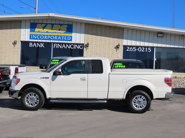 2009 Ford F-150 Lariat 4WD SuperCab  - 916545D  - Kars Incorporated - DSM