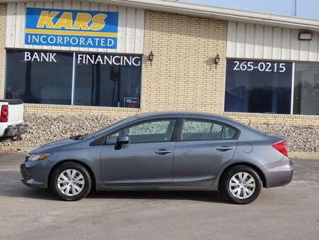 2012 Honda Civic LX for Sale  - C06876  - Kars Incorporated - DSM