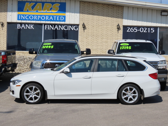 2015 BMW 3 Series  - Kars Incorporated - DSM