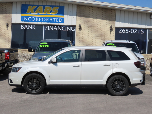 2016 Dodge Journey R/T AWD  - G06615D  - Kars Incorporated - DSM