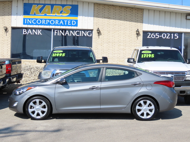 2013 Hyundai Elantra Limited  - D85134  - Kars Incorporated - DSM