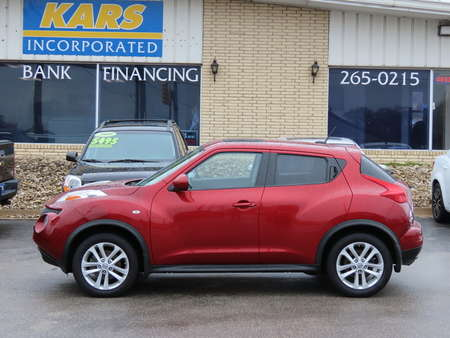 2013 Nissan Juke SL AWD for Sale  - D08223D  - Kars Incorporated - DSM