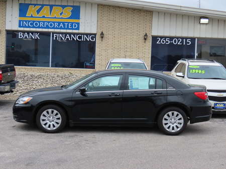 2014 Chrysler 200 LX for Sale  - E11768  - Kars Incorporated - DSM