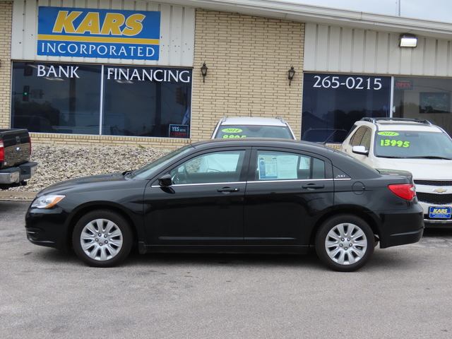 2014 Chrysler 200 LX  - E11768D  - Kars Incorporated - DSM
