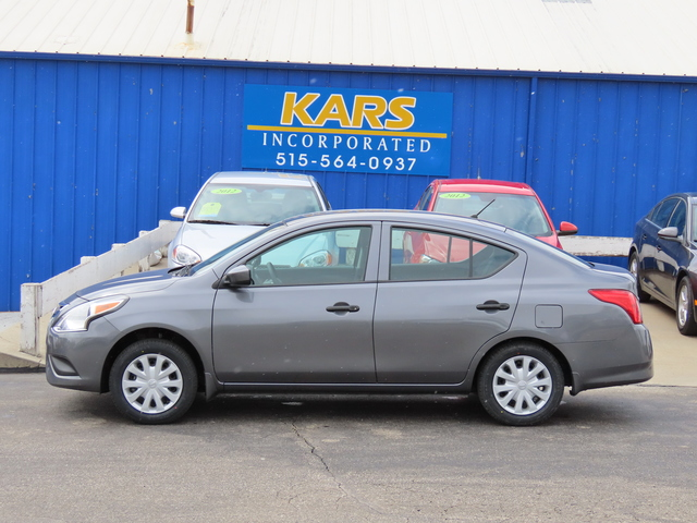 2019 Nissan Versa  - Kars Incorporated - DSM