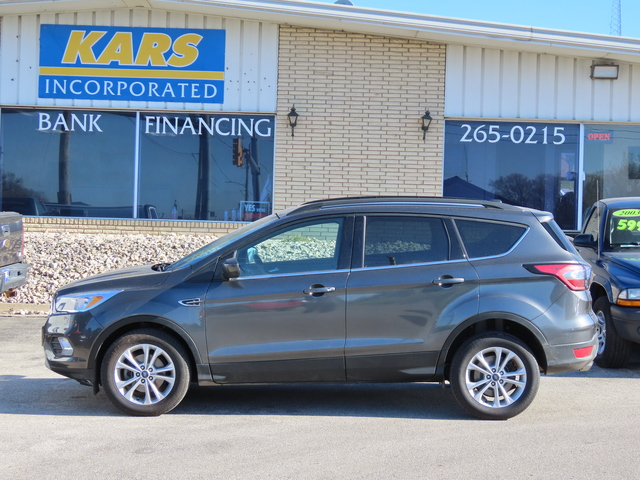 2018 Ford Escape SE  - J46553D  - Kars Incorporated - DSM