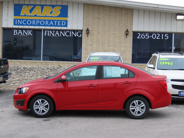 2012 Chevrolet Sonic LS  - C48813D  - Kars Incorporated - DSM