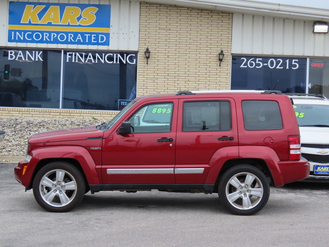 2012 Jeep Liberty Limited Jet 4WD  - C87570  - Kars Incorporated - DSM