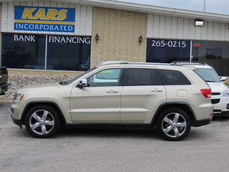 2011 Jeep Grand Cherokee Overland 4WD for Sale  - B83697  - Kars Incorporated - DSM