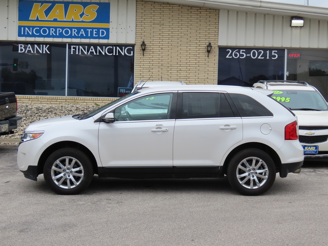 2014 Ford Edge Limited AWD  - E46740D  - Kars Incorporated - DSM