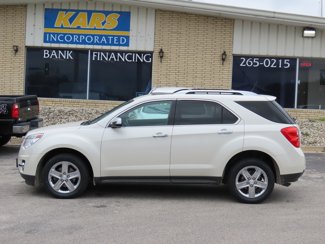 2014 Chevrolet Equinox LTZ AWD  - E32550  - Kars Incorporated - DSM