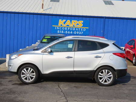 2013 Hyundai Tucson Limited for Sale  - D48538  - Kars Incorporated - DSM