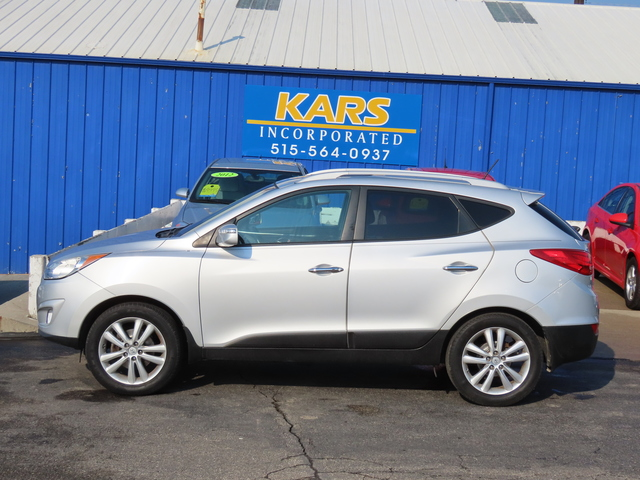 2013 Hyundai Tucson Limited  - D48538  - Kars Incorporated - DSM