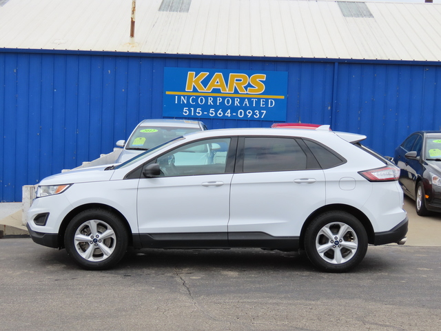 2018 Ford Edge SE AWD  - J20937  - Kars Incorporated - DSM