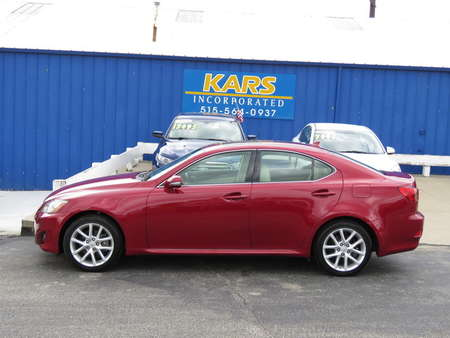 2011 Lexus IS 250 AWD for Sale  - B46389P  - Kars Incorporated - DSM